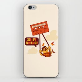 The tapecist iPhone Skin