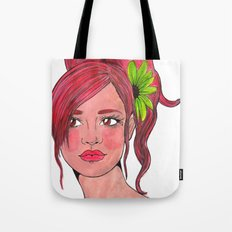 Guava Java Tote Bag