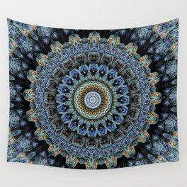 Spiral Eye Wall Tapestry