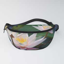 Water Lily neighbours and friends Fanny Pack