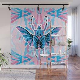 Goliathus Beetle _ psychedelic bug 1.1 Wall Mural