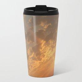 Sun in a corner Travel Mug