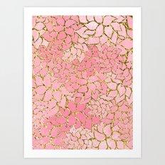 Summer Pattern #10 Art Print
