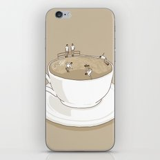 Skatea iPhone & iPod Skin