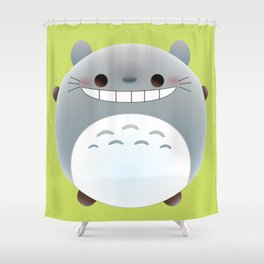 Too Much Candy Series - My neighbor totorl Shower Curtain