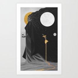 Aferah Art Print
