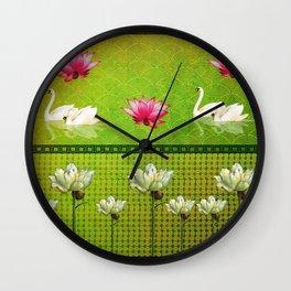 Ananda Wall Clock