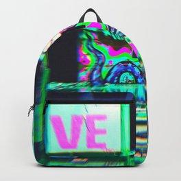 Swamp Murals - RG_Glitch Series Backpack
