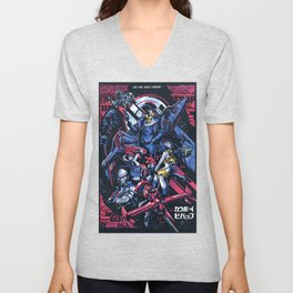 See you space cowboy... Unisex V-Neck