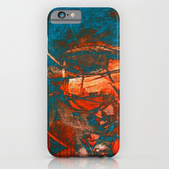 His Eyes In My Gaze iPhone & iPod Case