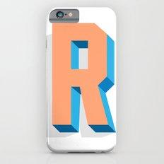 Letter R iPhone 6s Slim Case