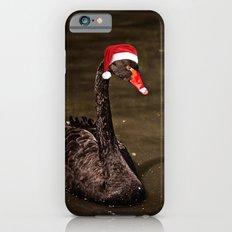 Tis The Season - Swan Slim Case iPhone 6s