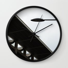 the right angle Wall Clock