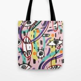EyesEyesBaby Tote Bag