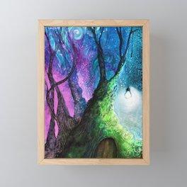 On viu l'esperança Framed Mini Art Print