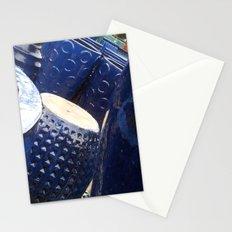 Blue Stack Stationery Cards
