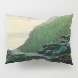 Mists In The Pitons: St. Lucia Pillow Sham