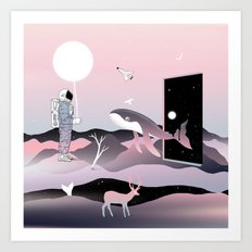 Wildest Dream Art Print