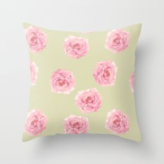 Perennial Pattern Throw Pillow