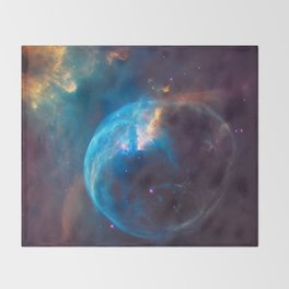 Alpha Centauri Throw Blanket
