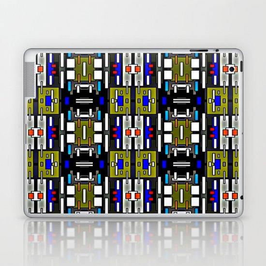 Abstract36 Laptop & iPad Skin