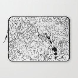 Amorphous Tree Laptop Sleeve