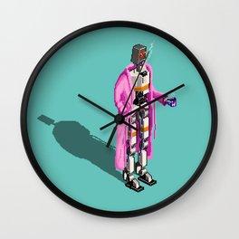 Sunday in the Era of Singularity Wall Clock
