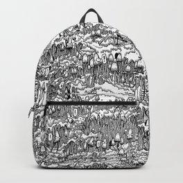 Little mushrooms Backpack