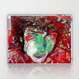 Bob Dylan Laptop & iPad Skin