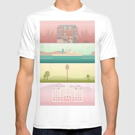 A Wes Anderson Collection T-shirt