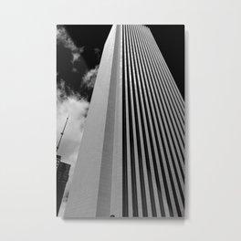 Skyscraper CHI Metal Print