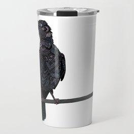 Verklempt Crow Travel Mug