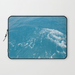 Calm Ocean Waves Laptop Sleeve