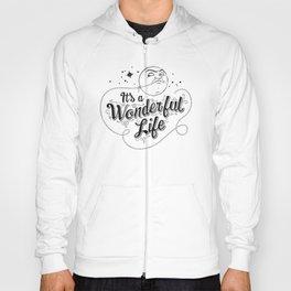 It's a Wonderful Life - Title Hoody