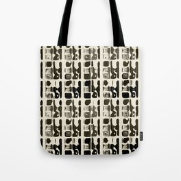 Indian abstractions - beige Tote Bag