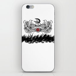 The Sign of Jonah iPhone Skin