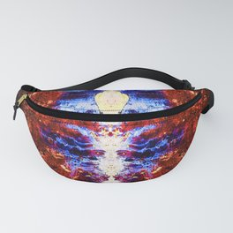 Her Holiness the Electrified Alien Fanny Pack
