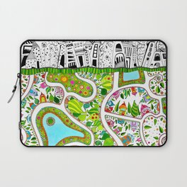 Under(covered)ground Laptop Sleeve