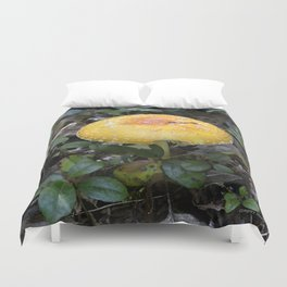 Mushroom Bitten Duvet Cover