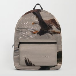 Hunting Eagle Backpack