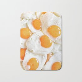An Eggsellent Breakfast Bath Mat