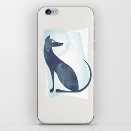 Mid-Century Canine iPhone Skin