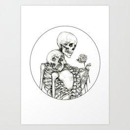 Remember When Art Print
