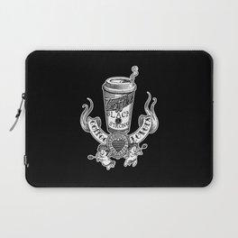 Coffee Lovers (black version) Laptop Sleeve