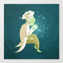 Soul Glow Canvas Print