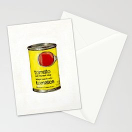 No Name Brand Tomato Soup Stationery Cards