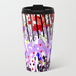 Lines and colors Travel Mug