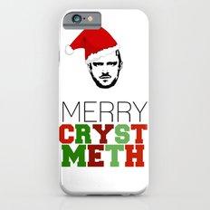 Merry Crystmeth! iPhone 6s Slim Case