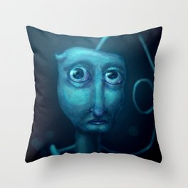 You're Not Perfect Throw Pillow