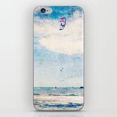 Kite Sailing  iPhone & iPod Skin